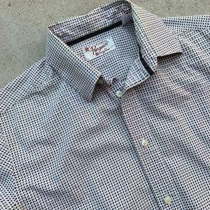 ORIGINAL PENGUIN Casual L/S Button Up M